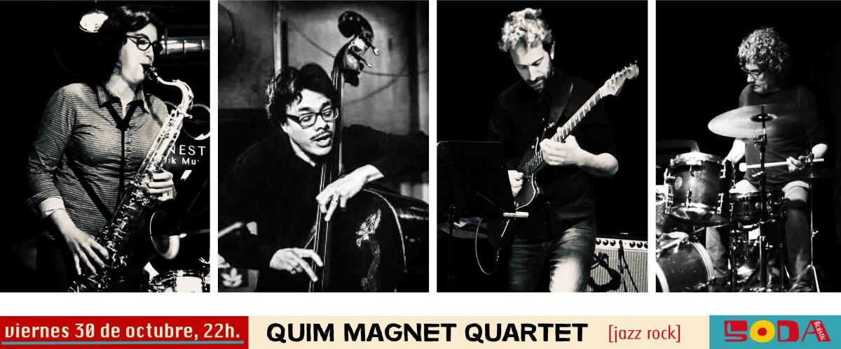 quim magnet 4tet