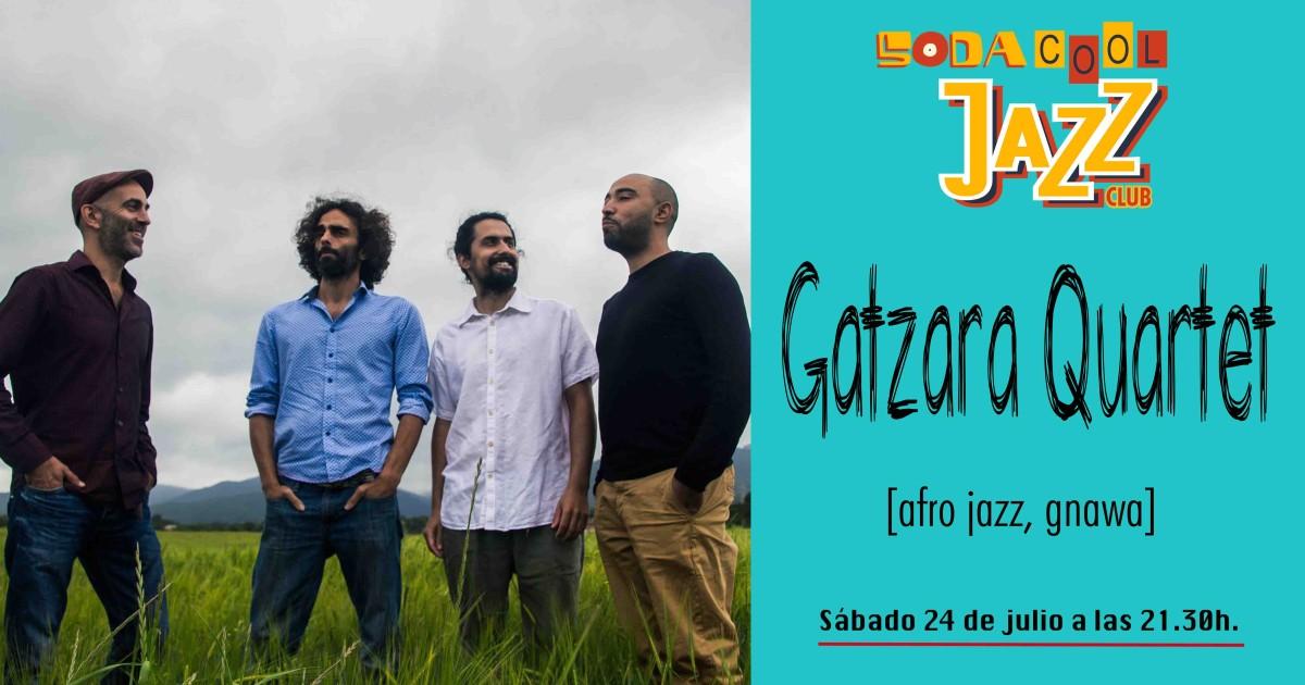 Gatzara 4tet_face
